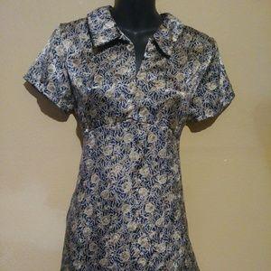 Vintage Esprit silk dress